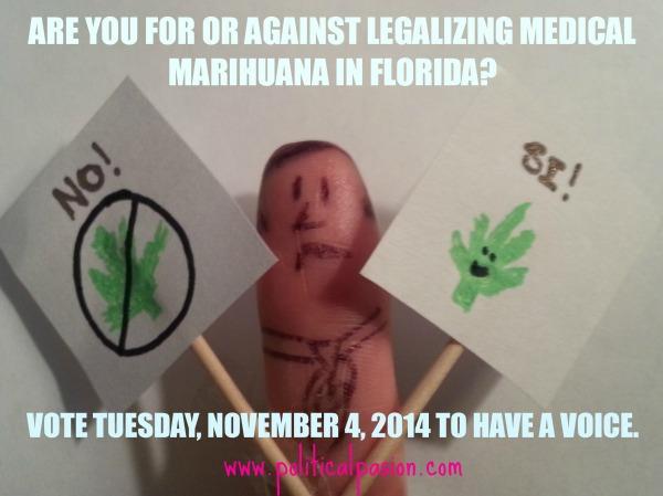 Sr. Dedo Politico Marihuana